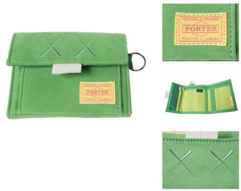 Peněženka Original Fake - Porter Wallet / peněženky