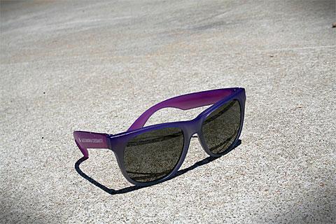 Sluneční brýle Alexandra Cassaniti / sluneční brýle pro 2008