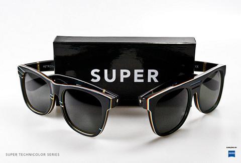 """Sluneční brýle """"Super Sunglasses"""""""