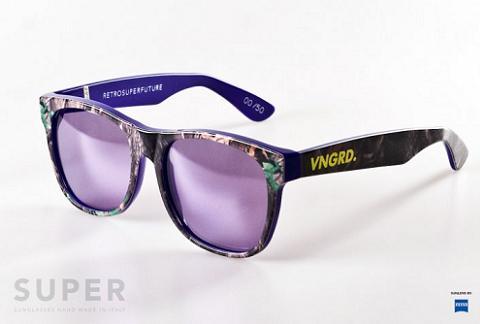 """Sluneční brýle """"Super Sunglasses"""" (http://www.stylehunter.cz)"""