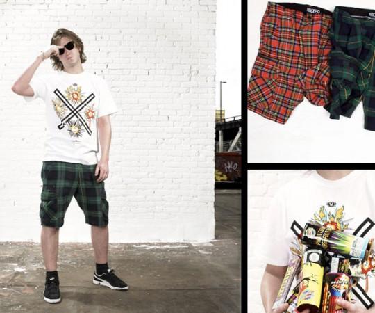 10.Deep Summer 2009 Look Book / oblečení 10.Deep (http://www.stylehunter.cz)