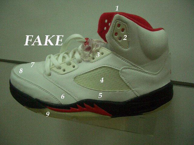 Fenomén fake / Stop neoriginálním teniskám Nike! (http://www ...