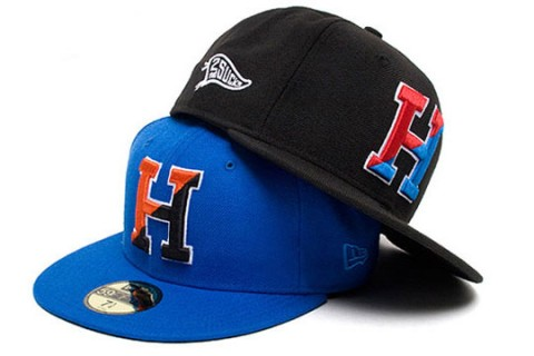 Hall of Fame Collegiate H New Era Cap / kšiltovky New Era
