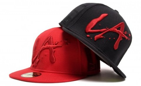 "Hall of Fame ""To Live and Die in L.A."" New Era Cap"