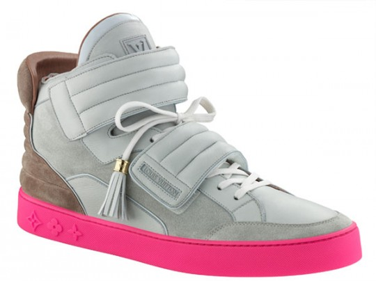 Kanye West x Louis Vuitton Sneaker Collection / Kompletní Line-Up (http://www.stylehunter.cz)