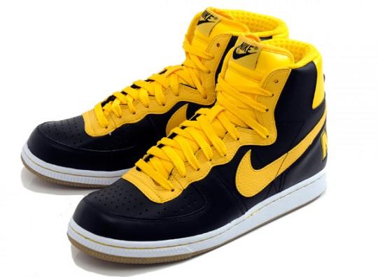 tenisky Nike Terminator Podzim 2009 / Kotníkové tenisky Nike ...