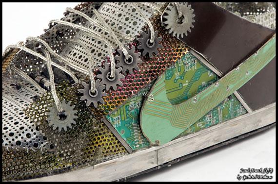 ... Gabriel Dishaw - robotické tenisky (http://www.stylehunter.cz