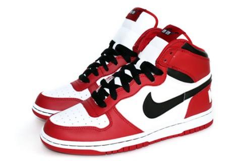 Nike Spike Lee Big Nike High / Kotníkové boty Nike