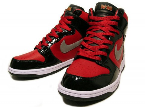 DJ AM x Nike Dunk Hi   Sneakers ze série DJ Rivalry 77a7efed31f