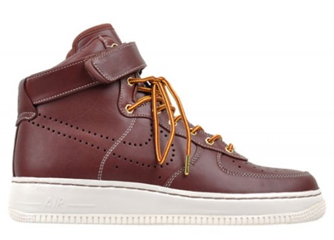 Nike Jaro 2010 Air Force 1 High QS Hiker