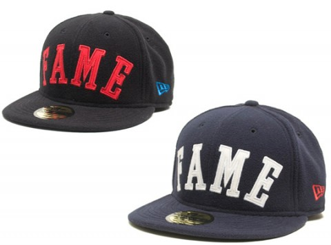 Hall of Fame / Fleece kšiltovky Fame - New Era