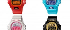 G-Shock jaro 2010 / Kolekce Crazy Colors