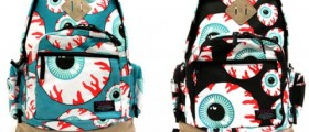 Mishka NYC jaro 2010 / Batohy Keep Watch""