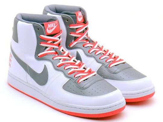 Nike Terminator High Basic / Kotníkové tenisky Nike (http://www.stylehunter.cz)