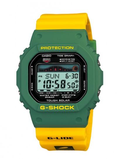 G-Shock x Surfrider Founation / Ekologické hodinky (http://www.stylehunter.cz)