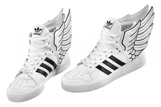 ... adidas Originals by Originals - Jeremy Scott   Okřídlené tenisky  Leather Wings 2.0 (http  bd3d5ee7e99
