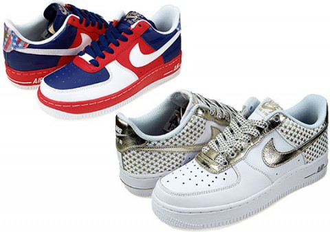 Nike Air Force 1 Fourth of July Pack   Oslavne čtvrtého července 4e869ddf668