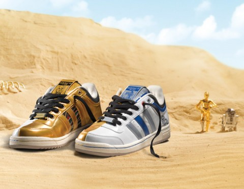 adidas Originals x Star Wars / Top Ten R2-D2 + C-3PO