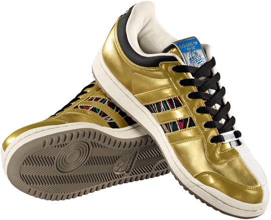 adidas Originals x Star Wars / Top Ten R2-D2 + C-3PO (http://www.stylehunter.cz)