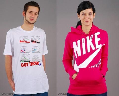 Nová série oblečení Nike na Queens.cz!   Haters   Motivators 4de2355ea4