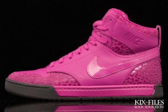 Nike Air Royalty Hi Leopard Pack / Kotníkové tenisky Nike - Víme ...