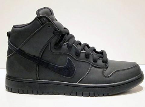 Nike SB Dunk Hi Gore-Tex   Voděodolné kotníkové boty Nike — StyleHunter ae9dc3763d2