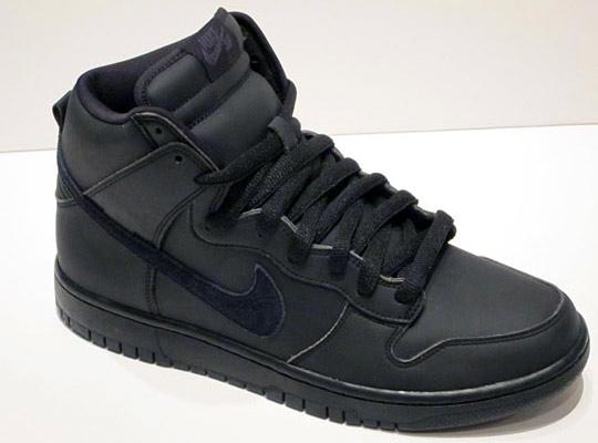 22466d45c48 Nike SB Dunk Hi Gore-Tex   Voděodolné kotníkové boty Nike — StyleHunter