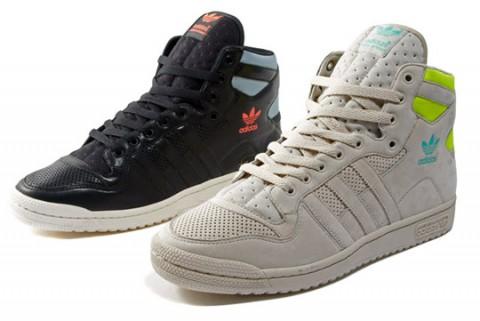 adidas Originals jaro 2011   Kotníkové boty Decade Hi 767689d83c3