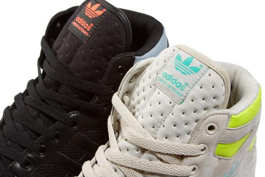 adidas Originals jaro 2011 / Kotníkové boty Decade Hi (http://www ...