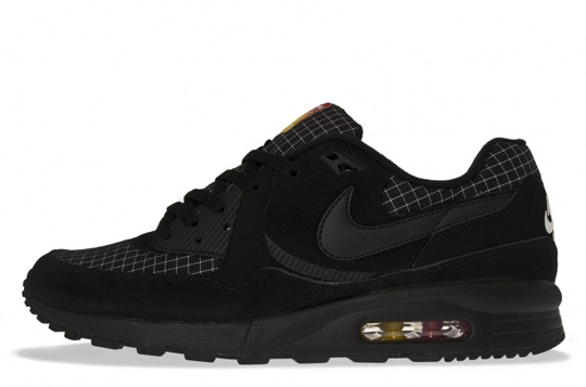 3f433fb0641 Nike Air Max Light Ripstop Black Black - Milujeme bubliny!