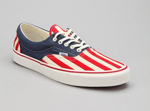 Vans for Urban Outfitters / Kecky pro patrioty