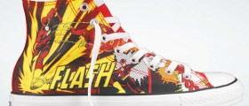 Converse x DC Comics / Nosí je i Batman a Superman!