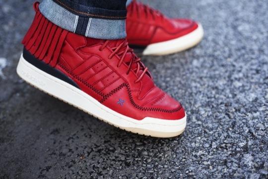 LDRS 1354 x adidas Forum Mocassin Mid   Indiáni nosili adidasky. 19. 12.  2011. Tenisky adidas Originals x Jeremy Scott Wings ... cd84ec512a1