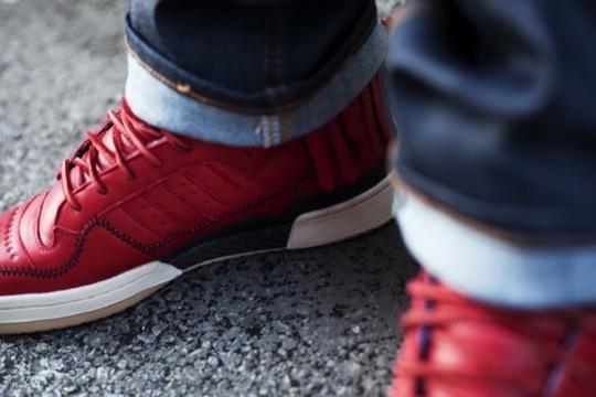 LDRS 1354 x adidas Forum Mocassin Mid / Indiáni nosili adidasky (http ...