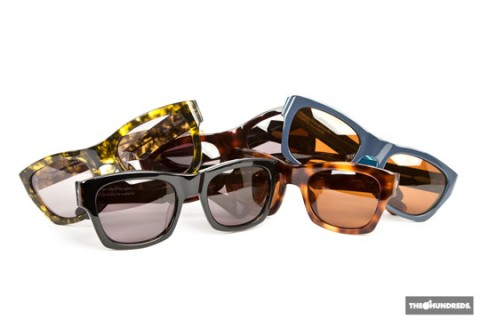 The Hundreds Eyewear / Sluneční brýle s TH
