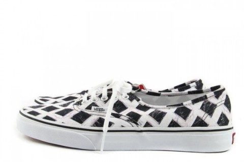 Vans x Kenzo Authentic & Slip-On - Edice podzim/zima 2012