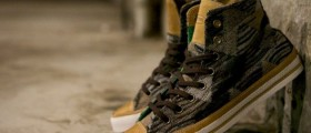 Converse x Missoni Chuck Taylor All Star Hi Holiday 2012 / Klasika v novém