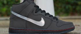 Nike SB Dunk High Premium Reflective / Fresh i v noci