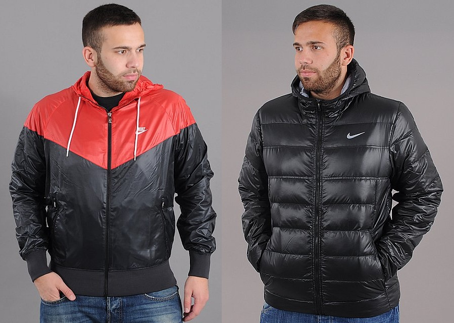 Pánské zimní bundy Nike 2012 2013 34dbf3ffd5