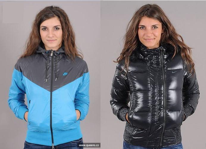 Dámské zimní bundy Nike 2012 2013 cdbc39464c