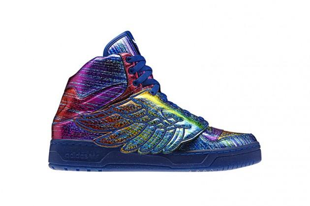 97a21e9fdcd adidas Originals Jeremy Scott   Zrakšálející JS Wing
