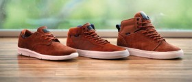 Vans OTW jaro 2013 Surveyor Pack / Hnědá je fresh