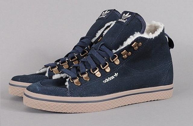 Dámské zimní boty adidas 2012/2013 — StyleHunter