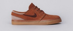 Nike SB Stefan Janoski / Usedlá colorway British Tan