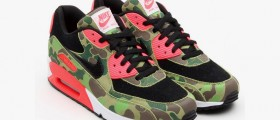 Nike Air Max 90 Duck Hunter Camo / Výbava na lov kachen