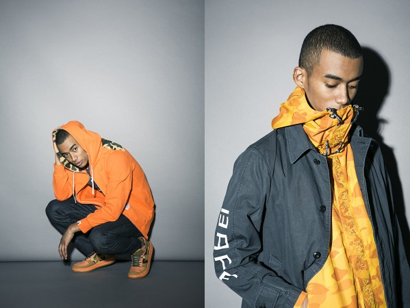 A BATHING APE jaro/léto 2014 - Lookbook