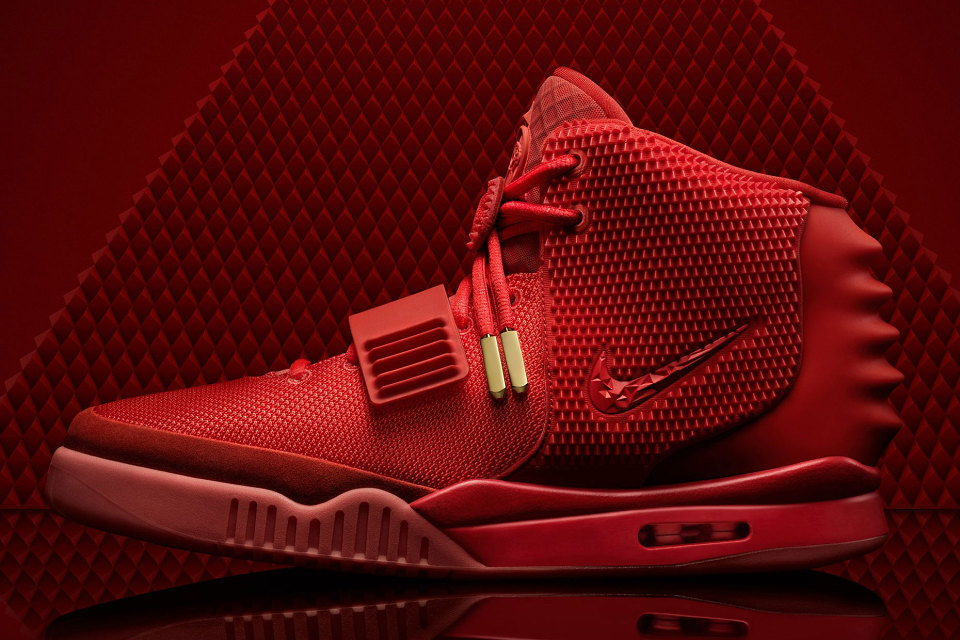Tenisky Nike Air Yeezy 2 Red October na Nike.com