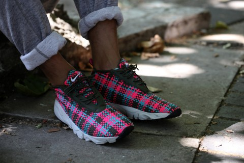 Nike Air Footscape Desert Chukka / Na léto super