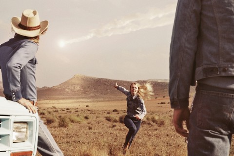 Levi's Vintage Clothing podzim/zima 2014 - Lookbook