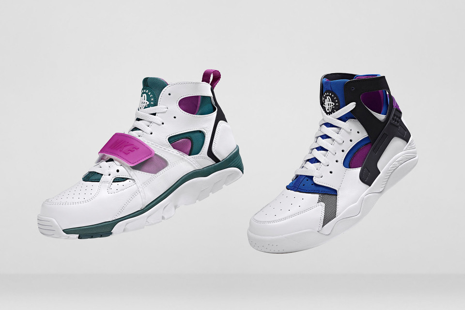 Tenisky Nike Air Flight Huarache a Air Trainer Huarache